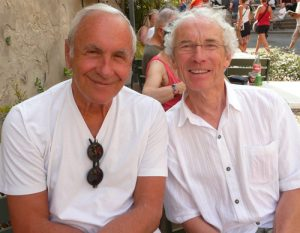 Patrice Laffont et Bernard Bouvet